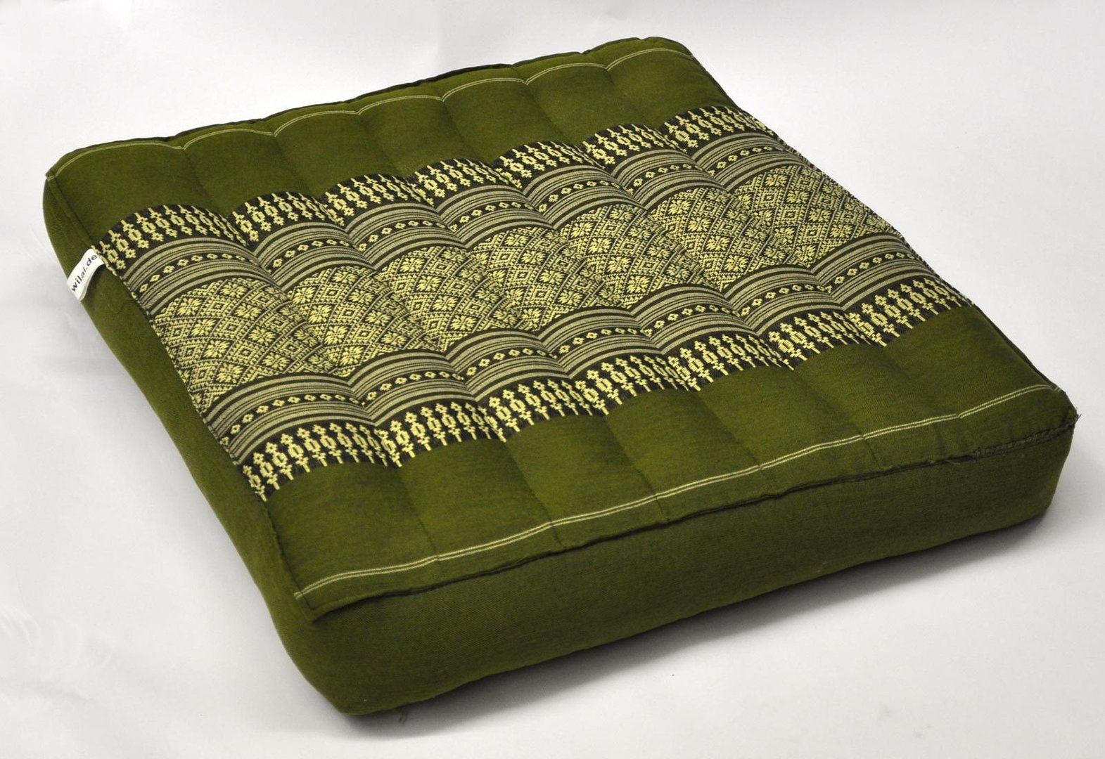 sitzkissen mittel gr n. Black Bedroom Furniture Sets. Home Design Ideas